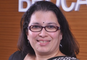 Swapna Bapat, Director for Systems Engineering, Brocade India
